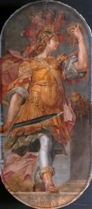 Alexander der Große, gemalt von Peter Candid, um 1601/05