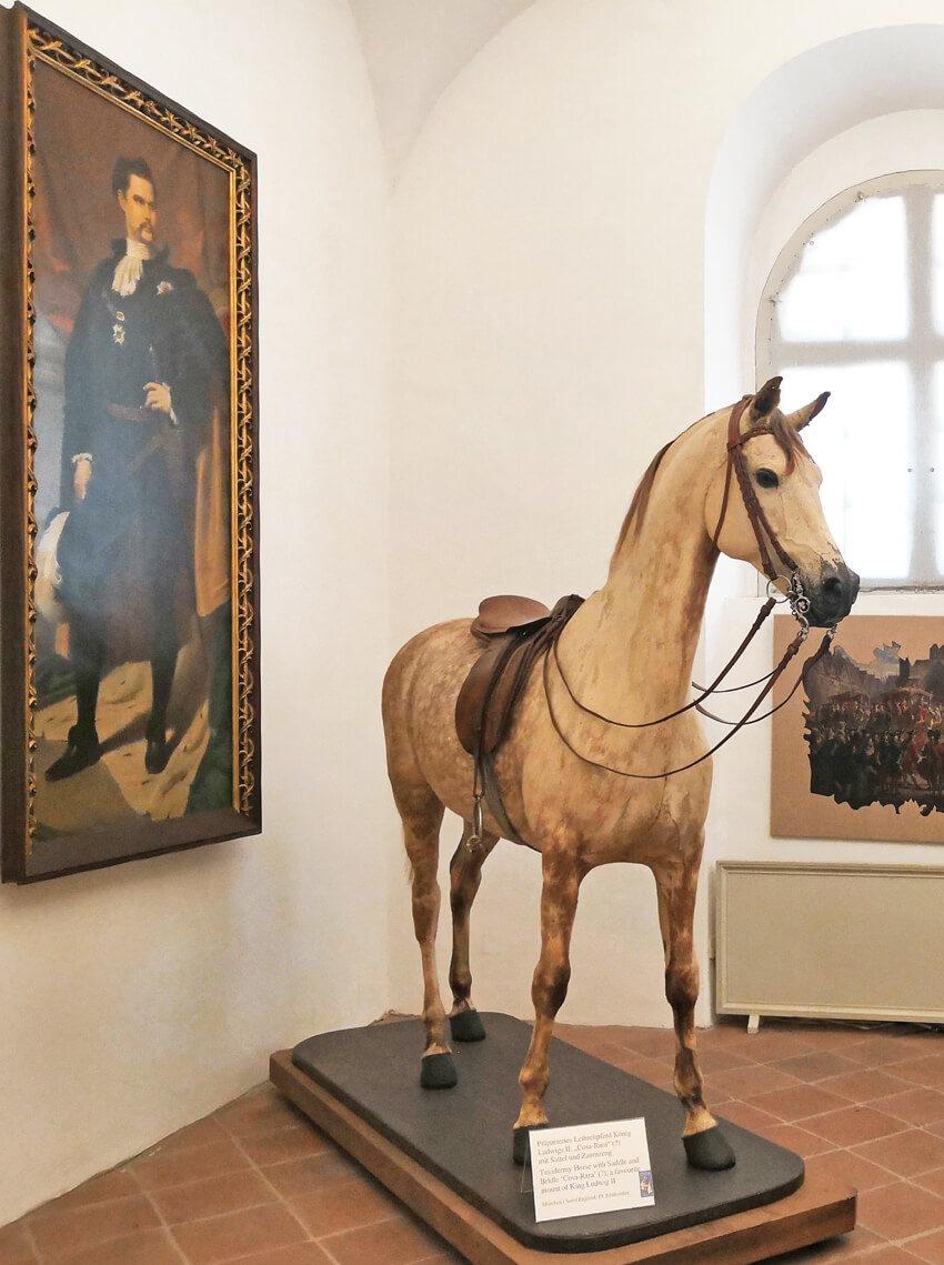 CosaRara Marstall Museum Nymphenburg