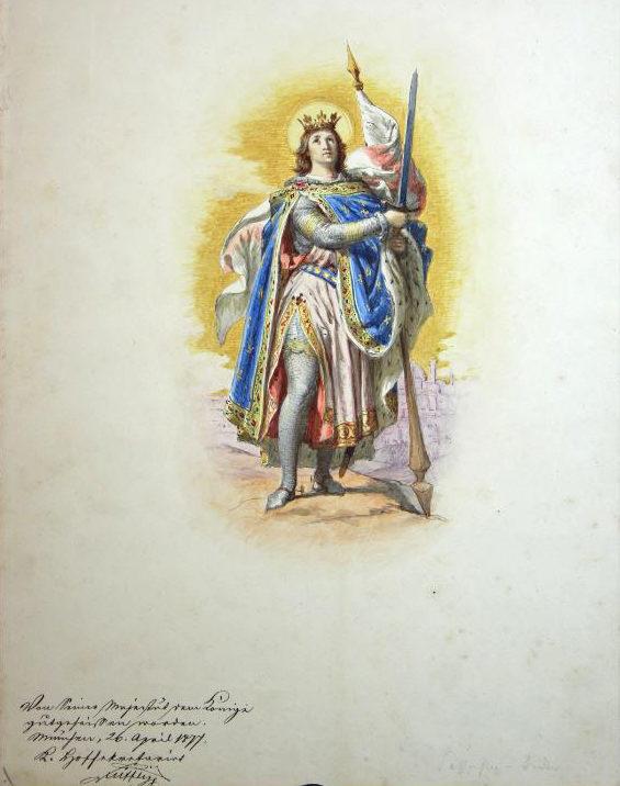 König Ludwig Königsgeburtstag