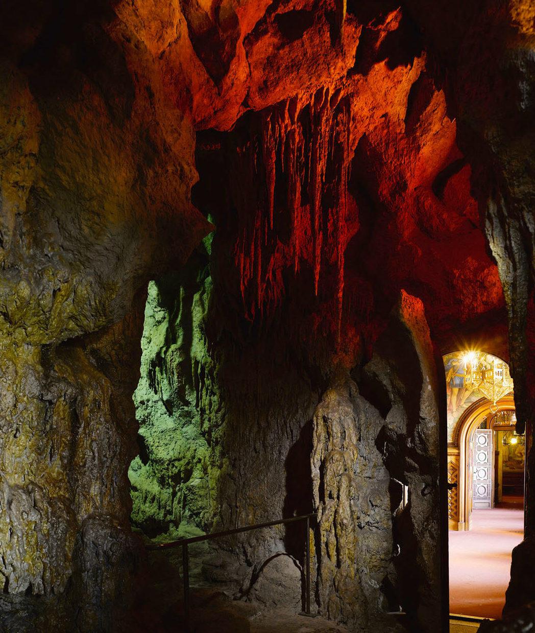 Neuschwanstein_Grotte