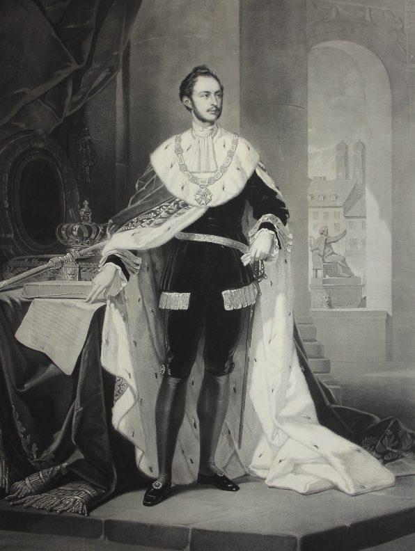 Max II. Joseph Bayern Verfassung