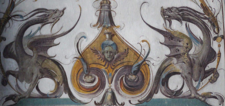 Detail Residenz München Antiquarium