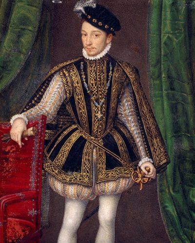 moderner Lygdamis: Für ihren Sohn Karl IX. (1550-1574) übernahm Katherina von Medici mehrere Jahre offiziell (dann inoffiziell) die Regentschaft